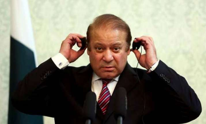 sharif in us to seek obama s intervention on kashmir