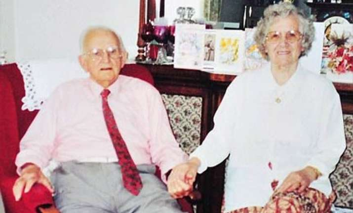 couple separated by illness after 75 years transferred to