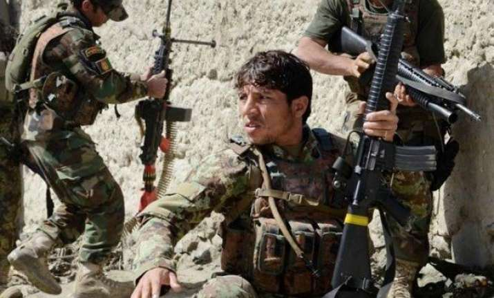 afghan forces retake kunduz from taliban