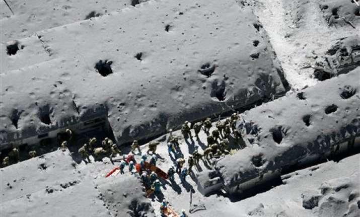 japan police volcanic rocks killed most victims