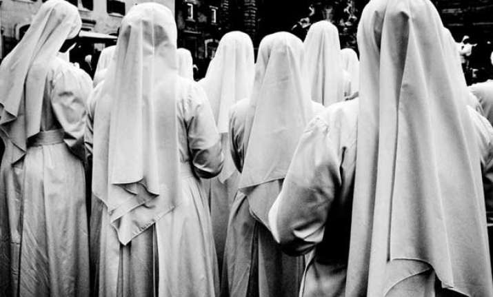 unknown nuns posing prostitutes to rescue sex slaves