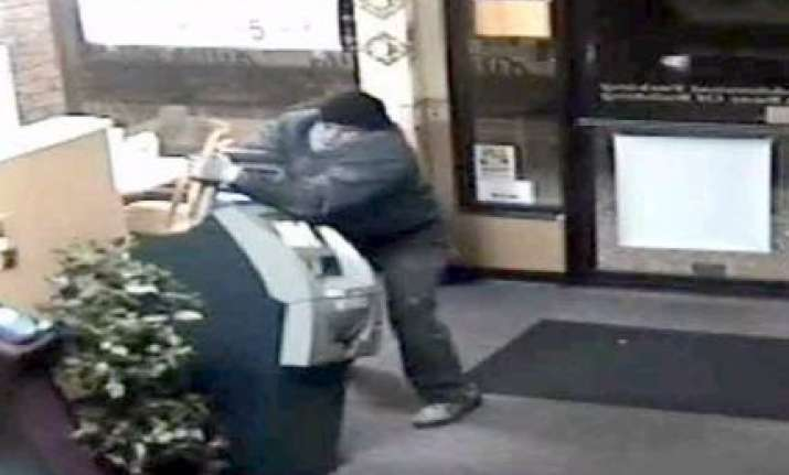 cctv shows how to steal an atm