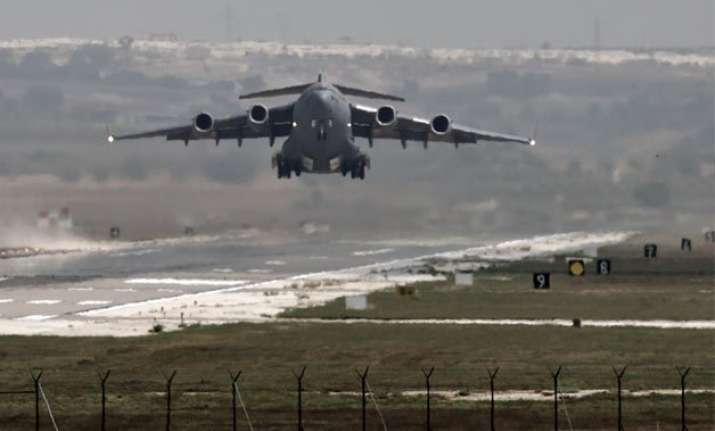 turkey allows us to use key air base to strike islamic state