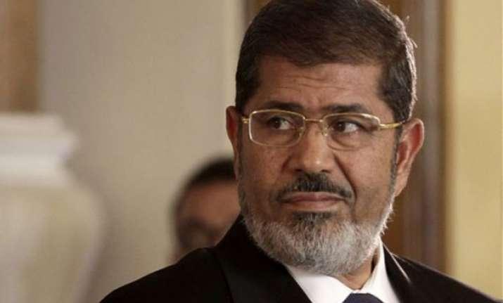 egypt s ousted president mohammed morsi sentenced to death