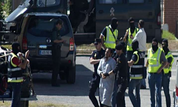 jihadi cell dismantled in spain two arrested