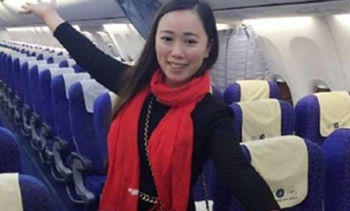 chinese woman gets whole plane to herself on her way home