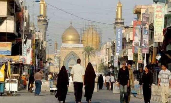 over 17 million shiites head to karbala to mark arbaeen day