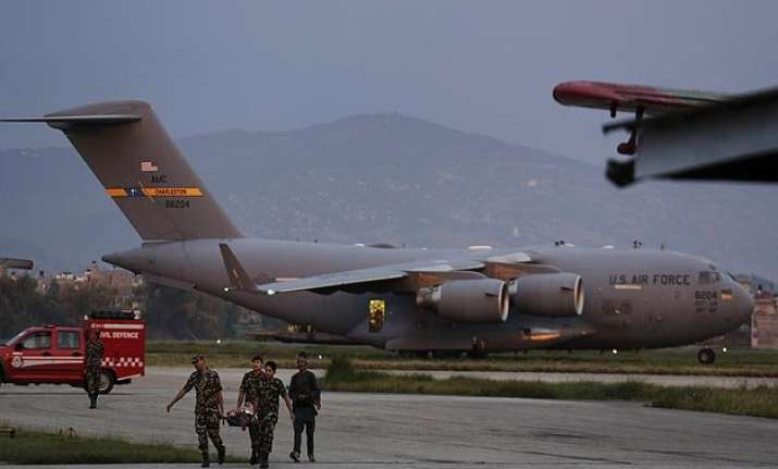 nepal shuts airport to big jets more bodies found