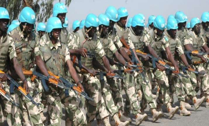 nigerian army gains full control of town