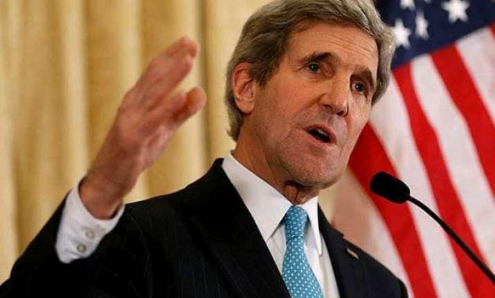 us urges global partnership to fight violent extremism