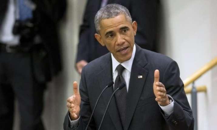 barak obama calls for more efforts against ebola crisis