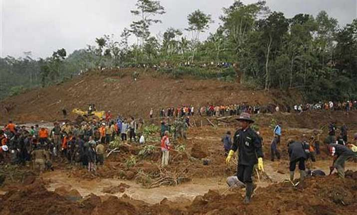 death toll from indonesian mudslide rises to 51