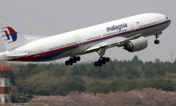 authorities plan salvage operation for malaysia airlines