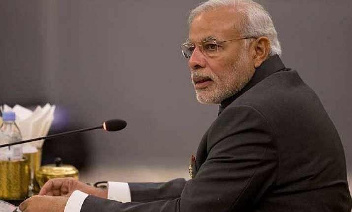 world must reject linkage between religion terror narendra