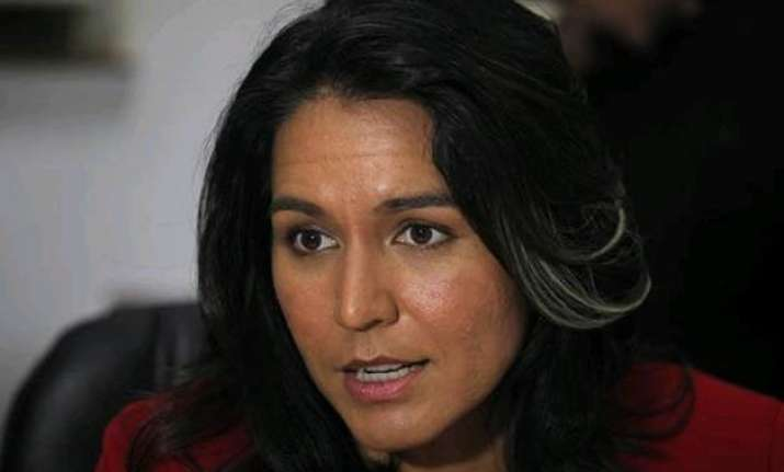 india us must come together to combat terrorism tulsi