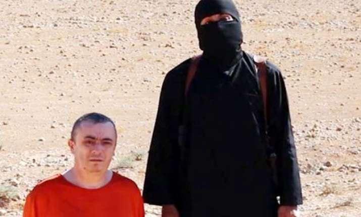 spanish journalist recalls mock execution by jihadi john