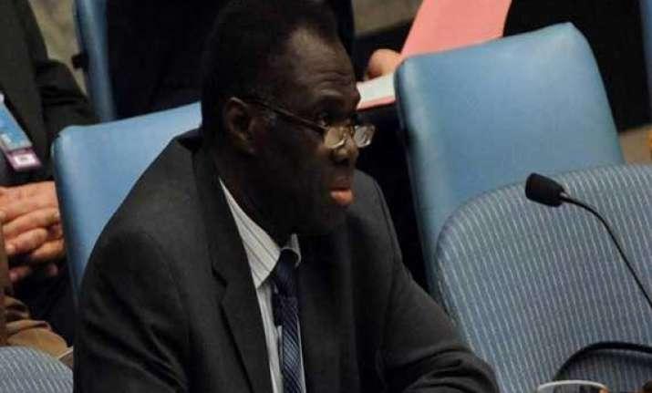 burkina faso diplomat chosen as interim leader