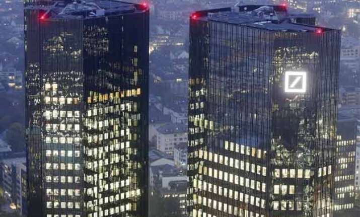 deutsche bank to cut 35 000 jobs after 6.6 billion loss