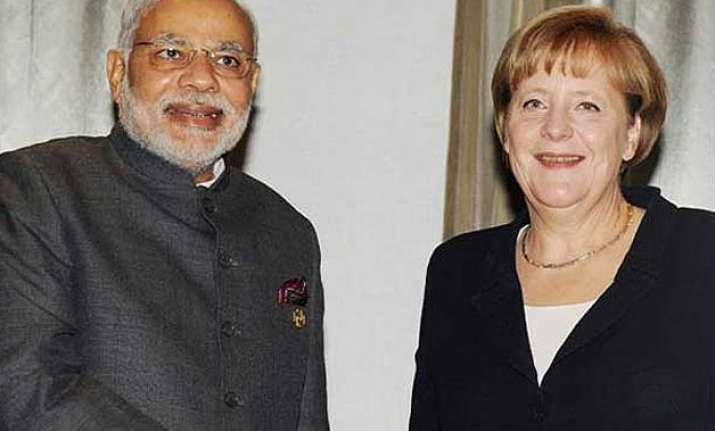 chancellor angela merkel to visit india in october german