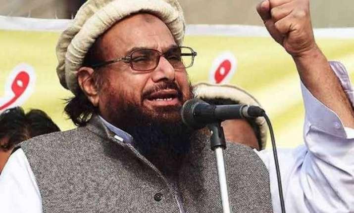 hafiz saeed calls india number one enemy
