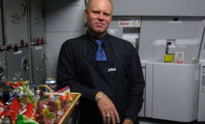 jetblue attendant becomes media star gets massive facebook