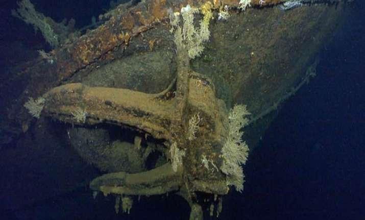 microsoft co founder says he found sunken japan world war