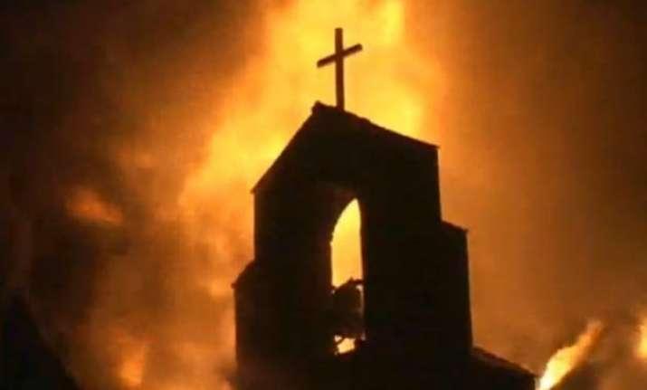 six black churches burnt after charleston church massacre