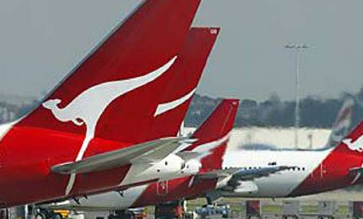 female qantas employee caught in sex romp in plane