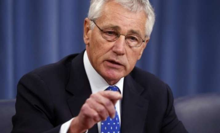 chuck hagel to discuss ebola with south america leaders