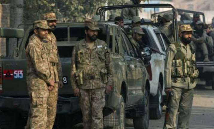 pakistani forces kill over 1 000 terrorists in 9 months
