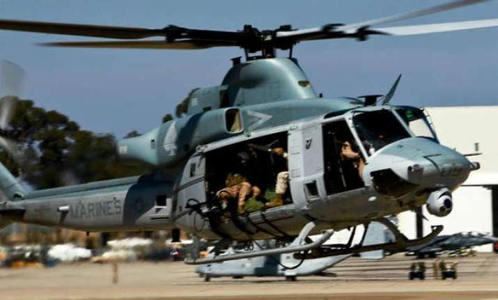 us marine helicopter with 8 people on board missing in nepal