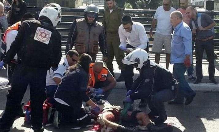 israeli soldier dies of injuries after stabbing attack