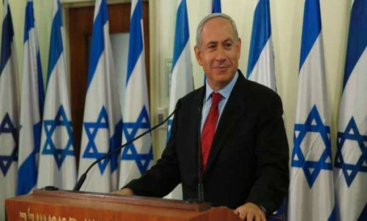 france terror israeli pm urges fight against islamist