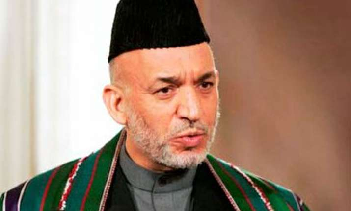 india close friend pak ourconjoined twin says karzai
