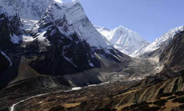 glaciers in tibet retreating at alarming rate