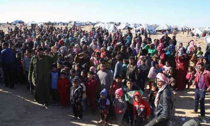 400 people kidnapped in syrian province by islamic state
