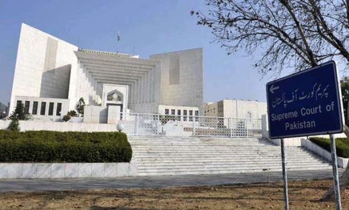 pakistan s apex court forms commission to probe poll riging