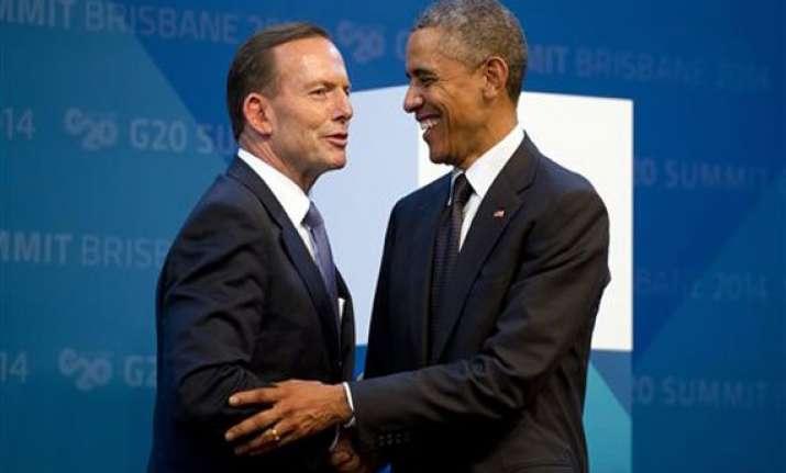 g 20 summit us japan australia seek closer security ties