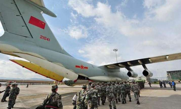china pulls up pla over india s swift rescue operations in