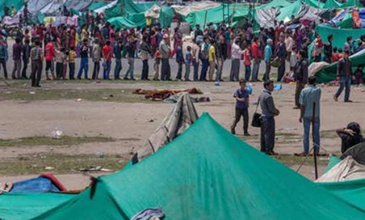 8 million people affected by nepal earthquake un