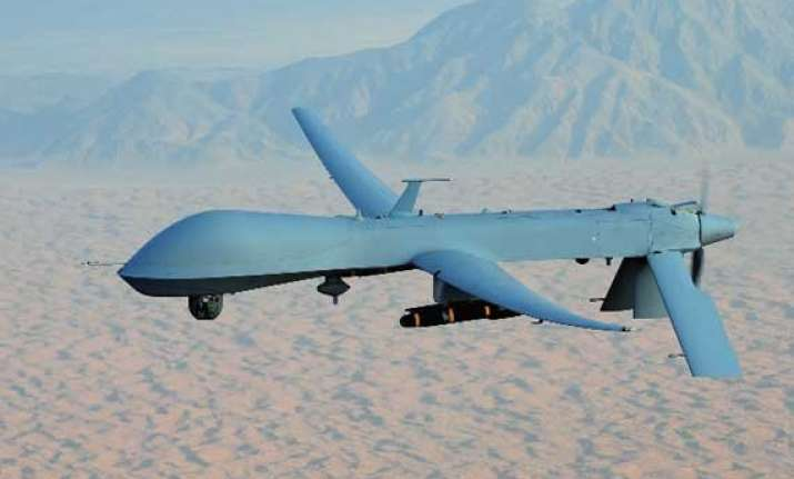 us drone strikes kill 14 militants in pakistan