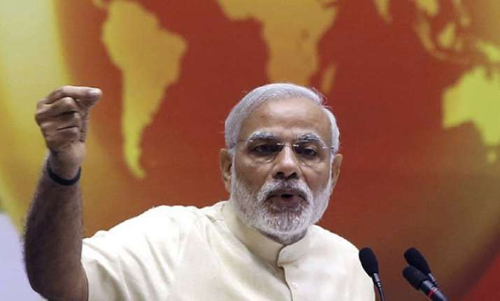 treat terrorism as sensitively as nuclear proliferation modi