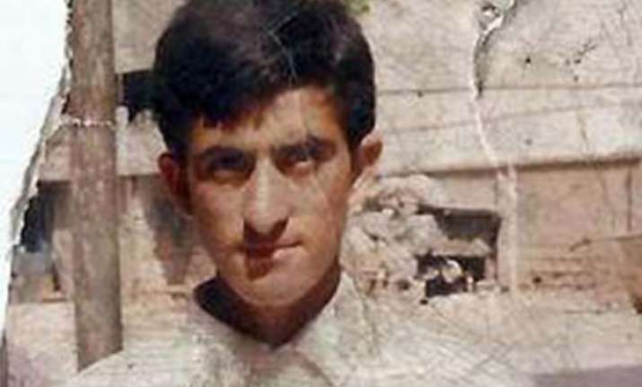 pakistan stays hanging of shafqat convicted at the age of 14