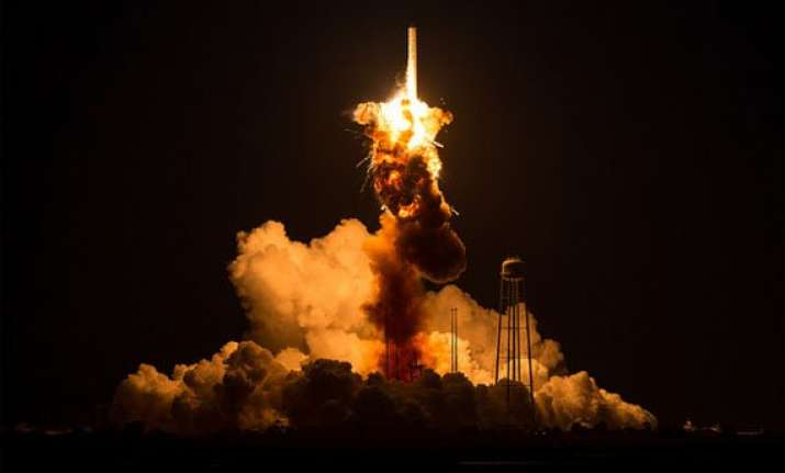 rocket explosion not end of nasa private sector