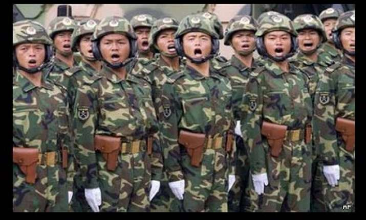 china deploys 11 000 troops in gilgit area in occupied