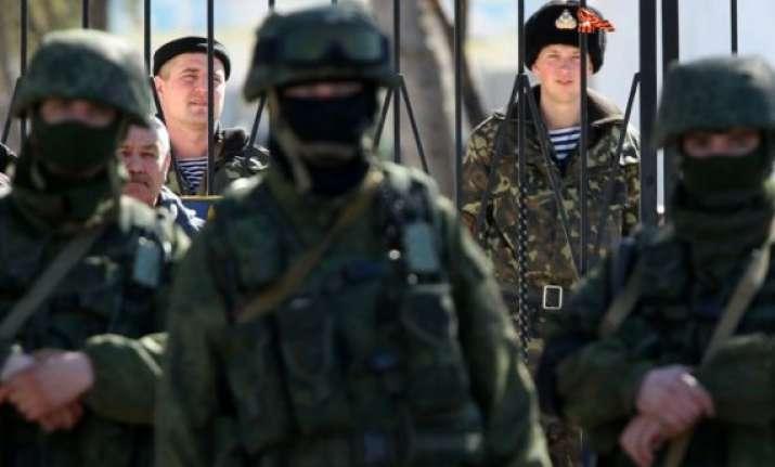russia intensifies efforts inside ukraine pentagon