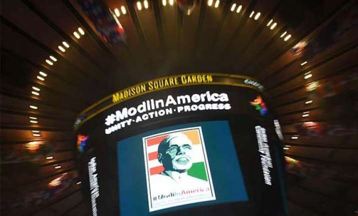 madison square like event planned for modi in sydney