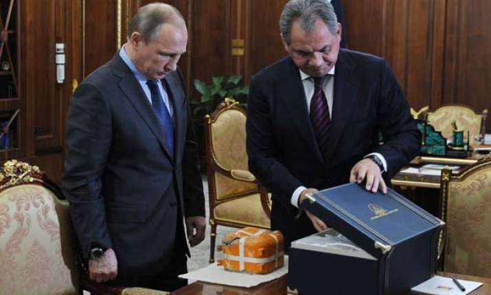foreign experts to examine black box of russian warplane