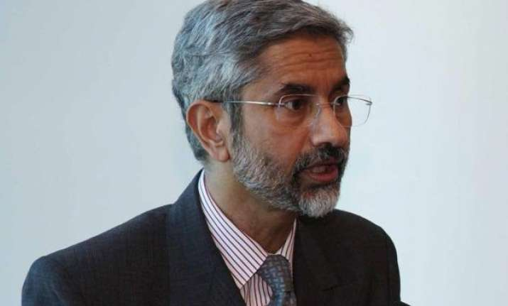 jaishankar to visit nepal on second leg of saarc yatra