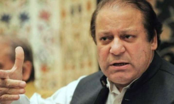 nawaz sharif orders probe into leads provided by india